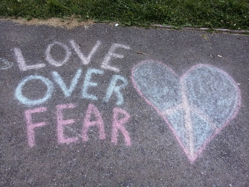 love is greater than fear, 20 ways to let go of ego